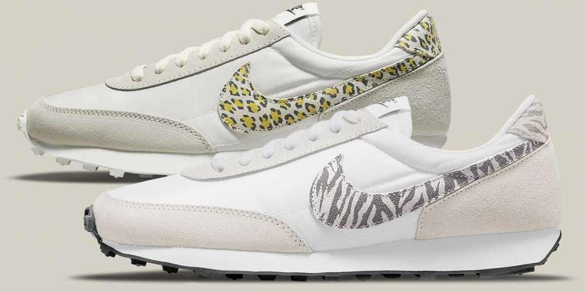 """Nike Daybreak """"Leopard"""" DM3346-100 Release Information"""