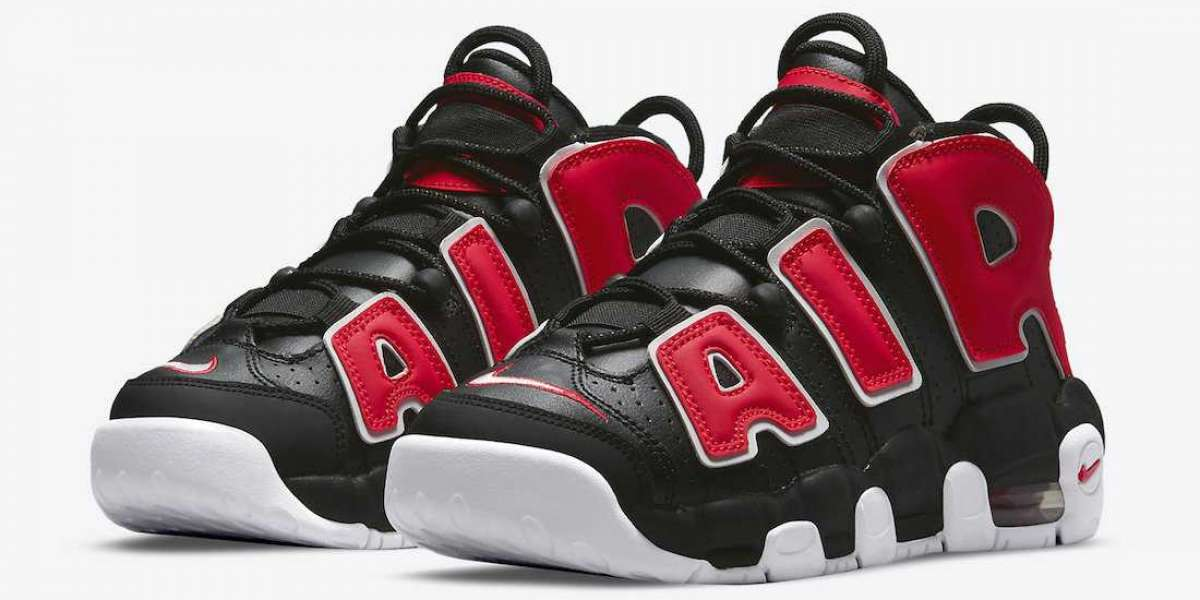 DM3190-001 Nike Air More Uptempo GS Sneakers will coming