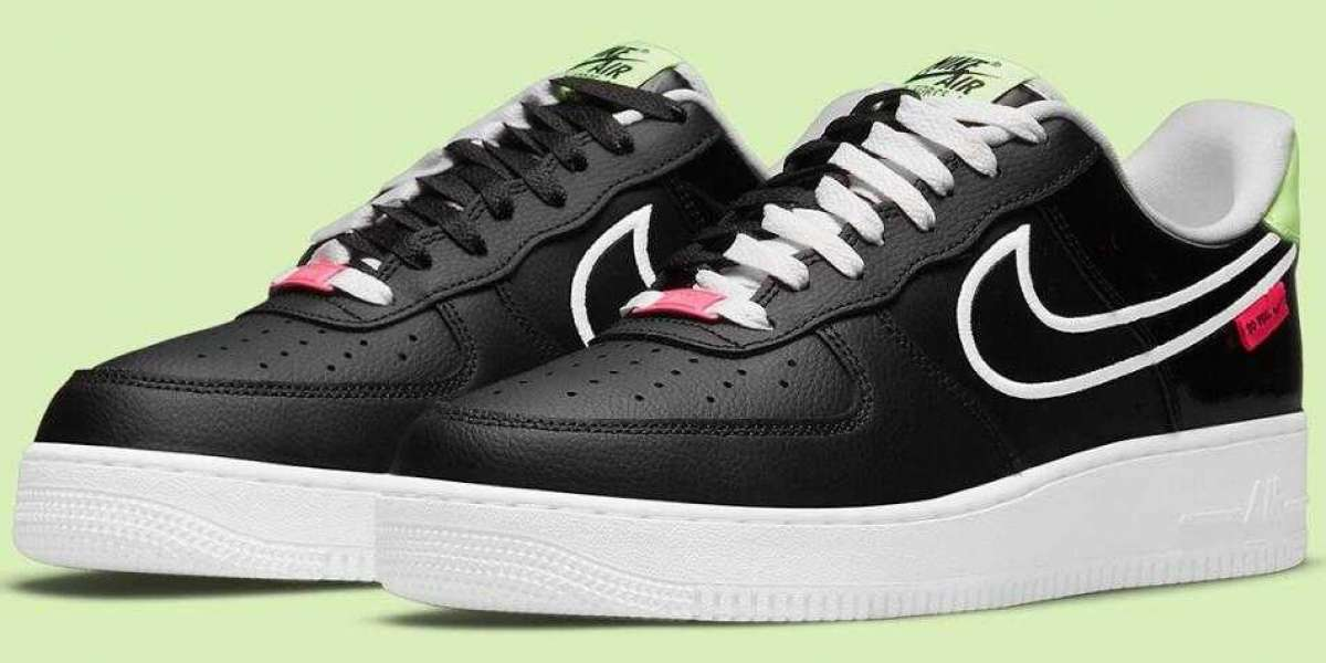 """New Air Force 1 Echoes The """"Do You"""" Mantra Releasing for July"""