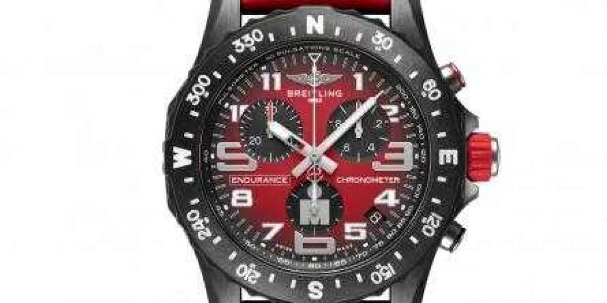 breitling professional endurance pro red