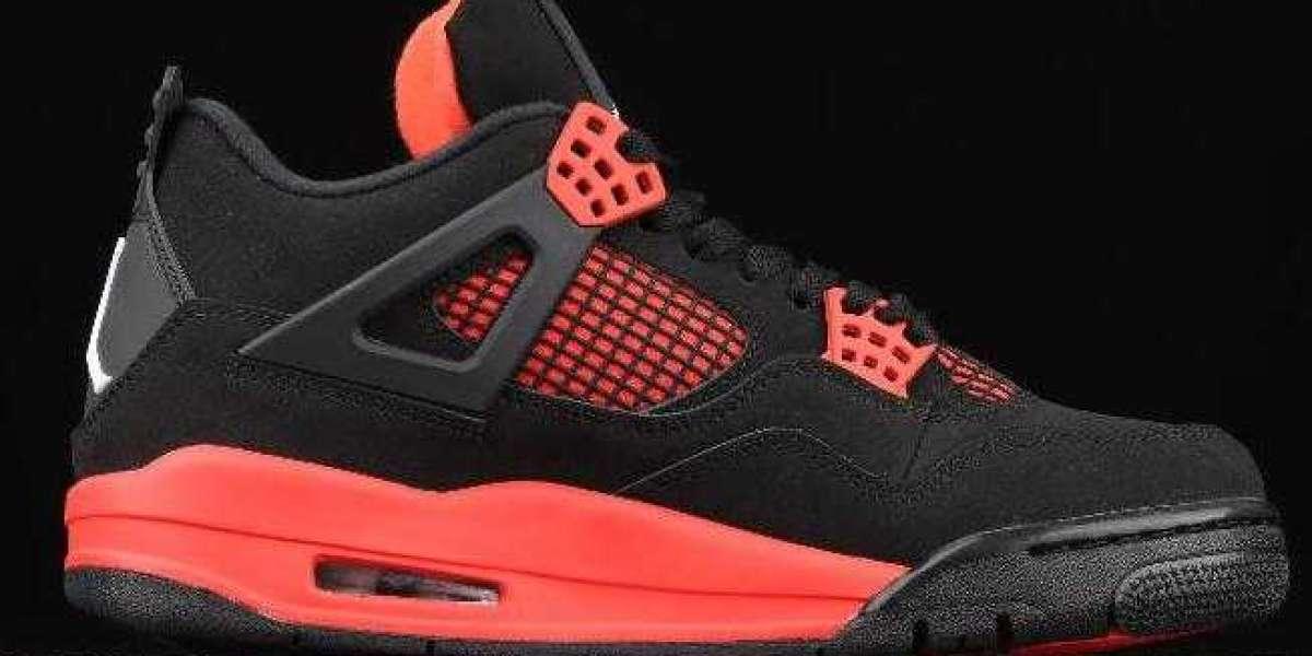 Where to Buy discount Air Jordan 4 Red Thunder