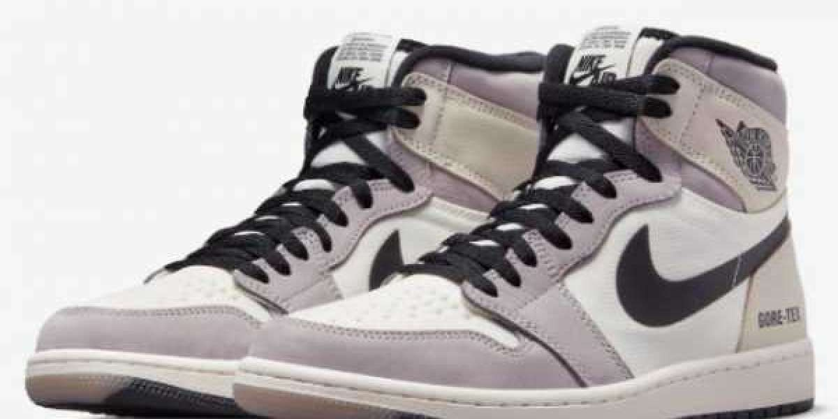 Latest Release Air Jordan 1 High Element Gore-Tex Light Bone DB2889-100